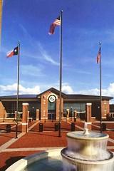 Tyler, Texas Regional Airport (rare postcard) (lostinmaroc) Tags: postcard terminal building architecture airport regional tyler texas