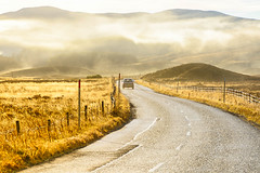 Into the mist (murphy197) Tags: misty nikond7100 anneflaherty scotland scenic landscape clouds fog driving travel sunshine highlands dreamy romantic light