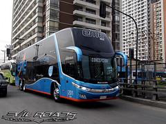 EME Bus. (Pablo Duarte Gutiérrez) Tags: marcopolo paradiso g7 volvo eme bus santiago concepción suite cama