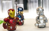 CES (2017)-OZOBot-Avengers-2 (Swallia23) Tags: ces2017 lasvegas nv conventioncenter sandsexpo venetian ozobot avengers