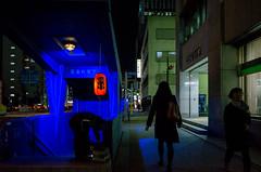 Nishiki-Dori, Nishiki 2-chome, Nagoya (kinpi3) Tags: 名古屋 japan nagoya night street ricoh gr nishikidori fushimi