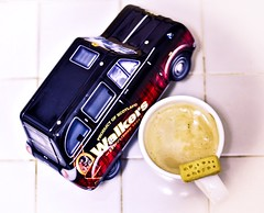 Walkers biscuits (taunvos1) Tags: car tin coffee nifty50 d5500 picture camera nikon biscuit walkers