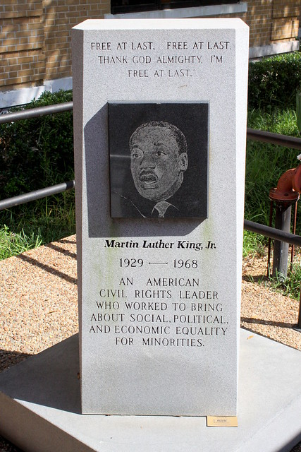 Martin Luther King, Jr. Monument - Panama City, FL