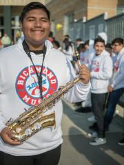 Martin Luther King parade and celebration  |  El Cerrito, CA  |  2017 (Thomas Edward Osborne) Tags: ca elcerrito mlk martinlutherkingjrparade