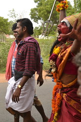 Indien India Pondicherry Puducherry Blog (40) (lustforlifeblog) Tags: indien india pondicherry puducherry blog lust4life lustforlife south kali prozession procession goddess göttin tod death