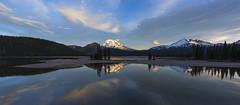 Sparks Lake (Mt Bachelor area, OR) (Sveta Imnadze) Tags: nature landscape sparkslake oregon reflection mountains