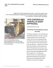 """1970 Chevelle • <a style=""""font-size:0.8em;"""" href=""""http://www.flickr.com/photos/85572005@N00/32626779541/"""" target=""""_blank"""">View on Flickr</a>"""
