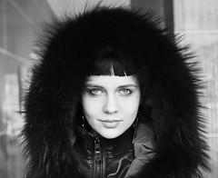 Julia (jeffcbowen) Tags: julia toronto street stranger portrait thehumanfamily kazakhstan