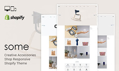 Some – Creative Accessories Shop Responsive Shopify Theme (ThemeTidy) Tags: shopifythemes shopify themes templates shopifytemplates responsive ecommerce accessories shop store home decor creative creativedesign