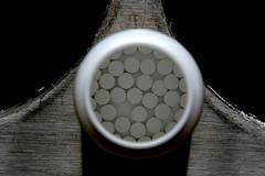 10 mg (Dan Ledbetter Photography) Tags: macro metal closeup tag3 taggedout canon tag2 tag1 canon20d plastic medication