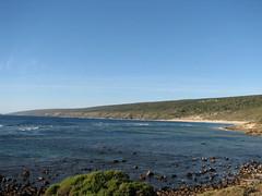 Smith's Beach (mattyp_) Tags: ocean blue sea sky west green beach landscape rocks indian south horizon australia cliffs western wa smiths yallingup auspctagged pc6282 6282