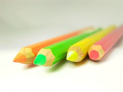 Color Pencil - by ooti