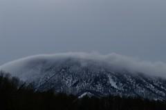 Snow Cloud Mountain (R26B) Tags: cloud white mountain snow japan japanese minolta gray 7 7d u1  nippon alpha    jpn maxxum konicaminolta     7d  r26b