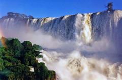 Iguazu : the revenge of the falls (Délirante bestiole [la poésie des goupils]) Tags: southamerica argentina colorful falls revenge iguazu impressive specnature