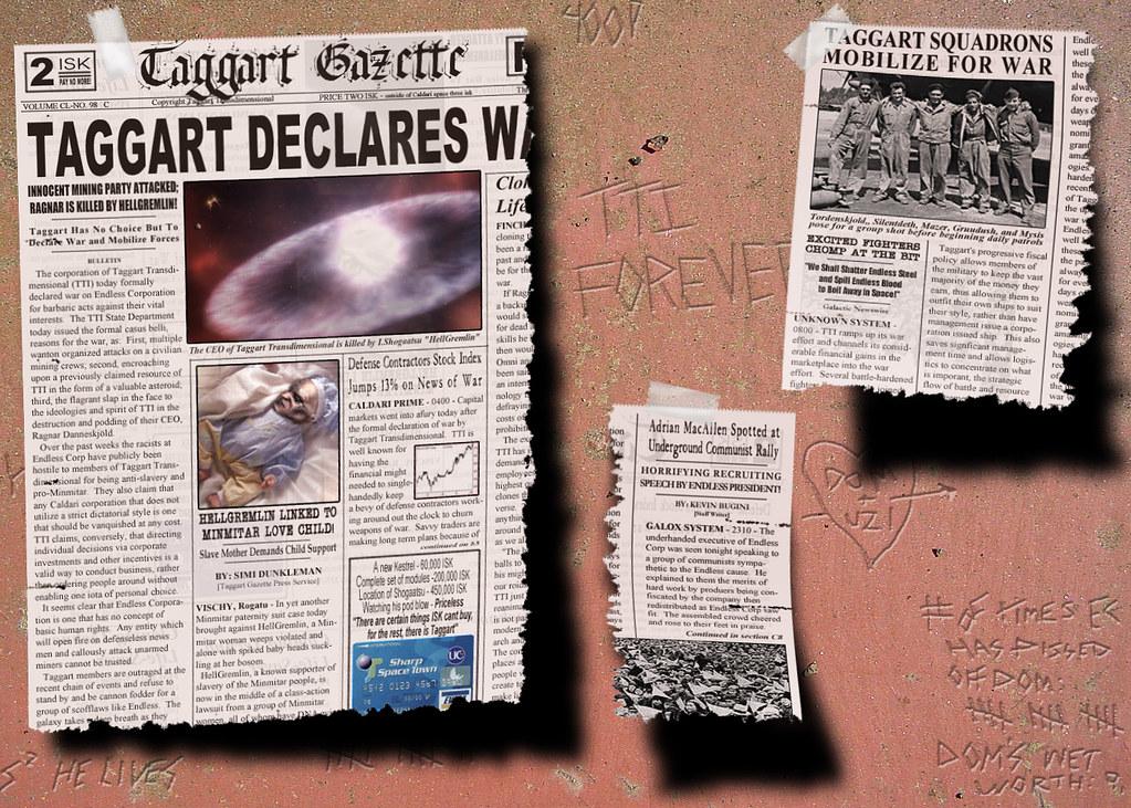 Newspaper Propaganda