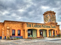Laredo National Bank (Dallas Photographer David Kozlowski) Tags: building beautiful all photographer unique bank national rights laredo reserved awardwinning distinctive david kozlowski interestingness263 explore12mar06 dallasphotoworks davidkozlowski dallasphotoworkscom dallasphotographer fortworthphotographer