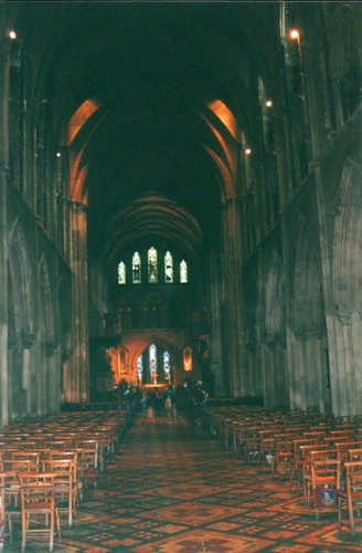 St. Patrick's Cathedral interior