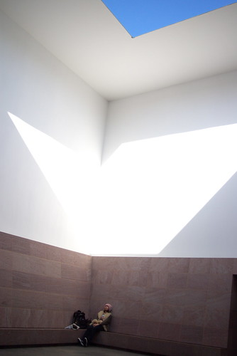 Turrell room in fine