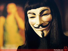 V for Vendetta - V