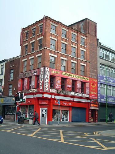 Manchester · Rambo's
