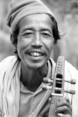 Musician (danielguip) Tags: nepal interestingness top20portrait theface scoreme41
