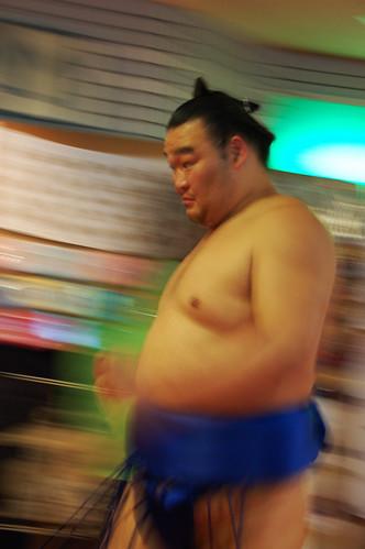 フリー画像| 人物写真| 男性ポートレイト| 相撲| 力士/お相撲さん| 高見盛関| 日本人| スポーツ|    フリー素材|