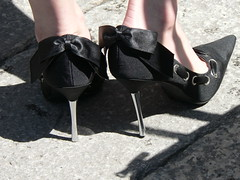 Perfect tourist walking shoes (manarh) Tags: japan kyoto heels kiyomizu moo2 moo1 200603