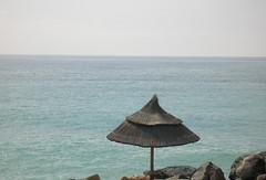 Beach umbrella (BlackSail) Tags: sea beach mare ombrellone