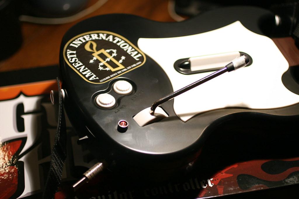 Wireless Guitar Hero