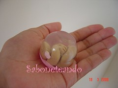 Small Baby Soap (Saboneteando) Tags: baby soap beb sabonete