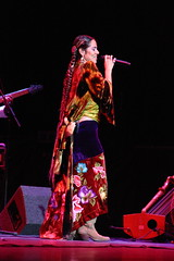 Lila Downs at the Barbican (flykr) Tags: london downs fly live barbican lila mexican gigs concerts liladowns ranchera damianrafferty flymagazine