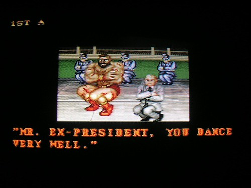 Street Fighter 2 Victory