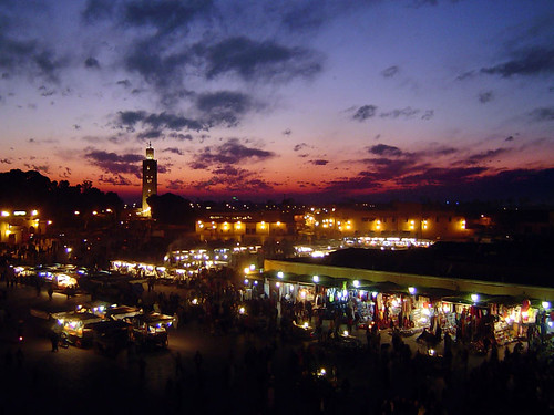 Marrakesh nights
