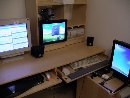 Desk Finale