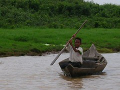 children of the tonle sap I (chiselstone) Tags: people cambodia tonlesap