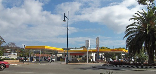 Shell petrol station West Street Umina