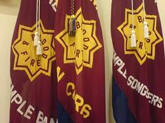 Hamilton's Salvation Army Flags