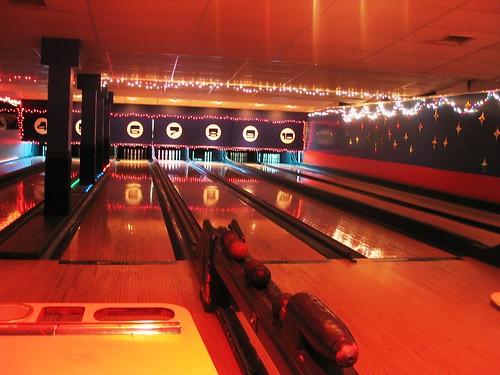 milky way lounge, candlepin bowling