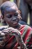 Young Surma girl (foto_morgana) Tags: people portraits tribes ethiopia surma