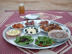 -Ramadan- (Vt Hassan) Tags: africa food chicken drink o sudan tomatoes egg holly muslims ramadan month ful tamija sharboot