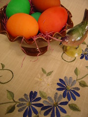 Easter eggs (Elena777) Tags: home easter egg eggs colored decorated eastereggs easteregg easter2006