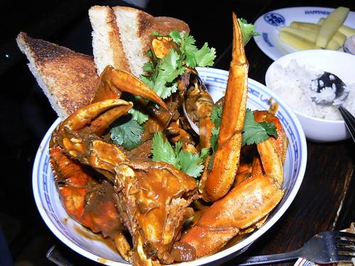 Fatty Crab crab