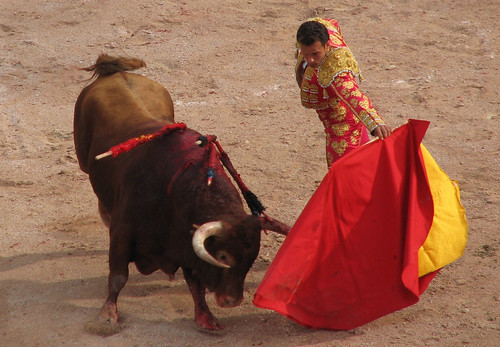 Corrida en Arles - Arles Bullfight (FRANCE) da Michel@.