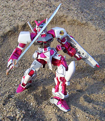 astray003 (Connatic) Tags: robot gundam mecha redframe astray