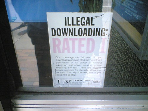 Illegal Downloading: Rated I