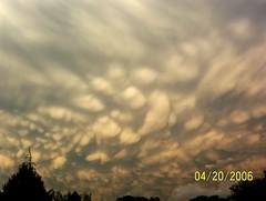 Mammatus (basilly) Tags: clouds ominous mammatus iloveclouds