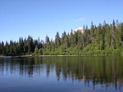Mirror Lake (akimbogoround) Tags: oregon mirrorlake lakes mounthood