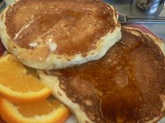 buttermilk pancakes - by stu_spivack