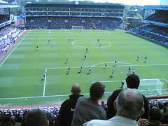 Last North London derby at  Highbury (alexander_boden) Tags: london spurs football highbury arsenal tottenham