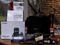 camera stuff (Muffet) Tags: camera slr canondslr whathaveidone canoneos30d